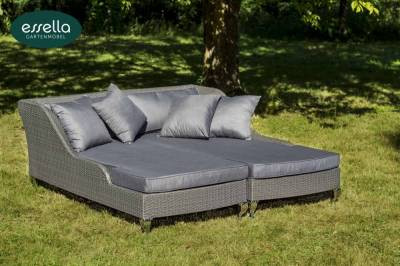 Daybed Garten  Daybeds und weitere Gartenmöbel Günstig online kaufen bei