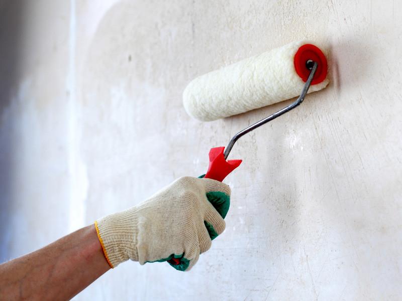 Decke Streichen  Wände streichen – Tipps für ein gelungenes Farbergebnis