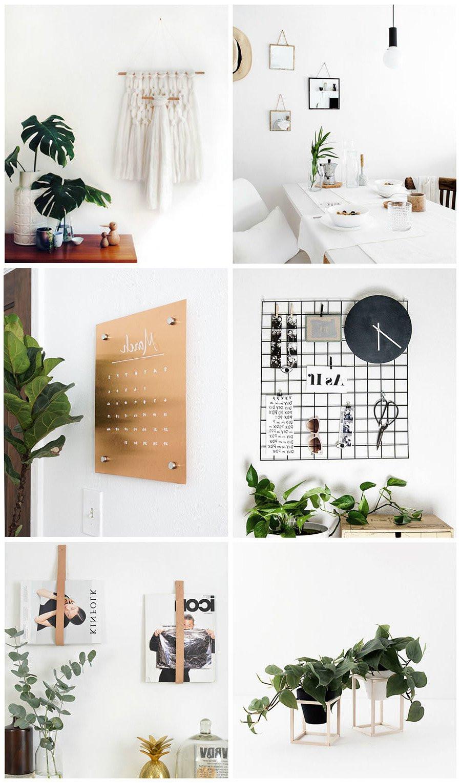 Deko Für Wohnzimmer  53 Minimalistische DIY Deko Ideen für moderne Wohnzimmer