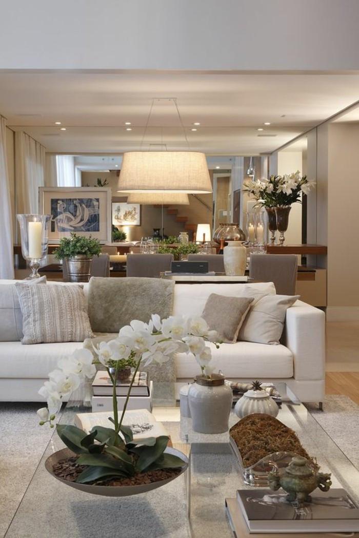 Deko Für Wohnzimmer  Einladendes Wohnzimmer dekorieren Ideen und Tipps