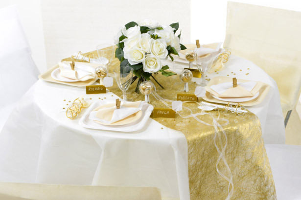 Deko Goldene Hochzeit  So gelingt perfekte Goldene Hochzeit
