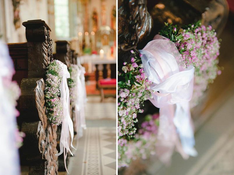Deko Hochzeit Kirche  Ach du liebe Planung Standesamt und Kirche organisieren