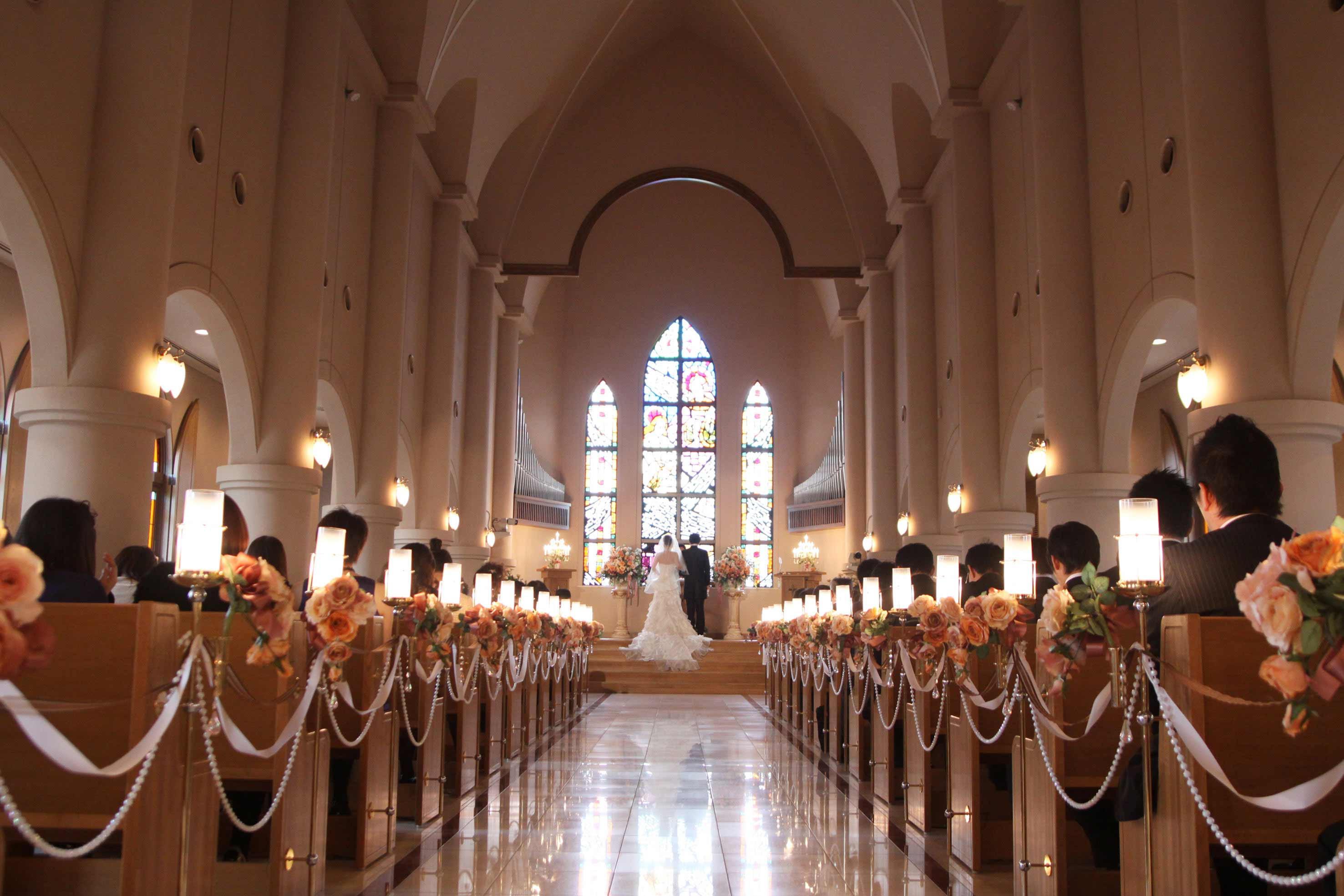 Deko Hochzeit Kirche  Trauung Kirche Deko Bildergalerie Hochzeitsportal24