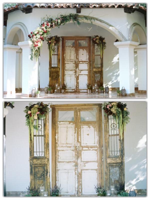 Dekoservice Hochzeit  Hochzeitsdekoration mit mediterranem Flair