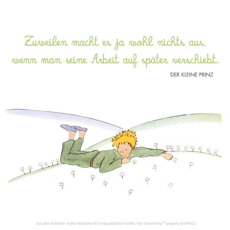 Der Kleine Prinz Hochzeit  Der kleine Prinz The little Prince Le Petit Prince Zitat