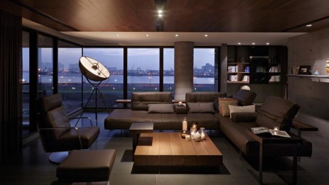 Design Wohnzimmer  50 Design Wohnzimmer Inspirationen aus Luxus Häusern