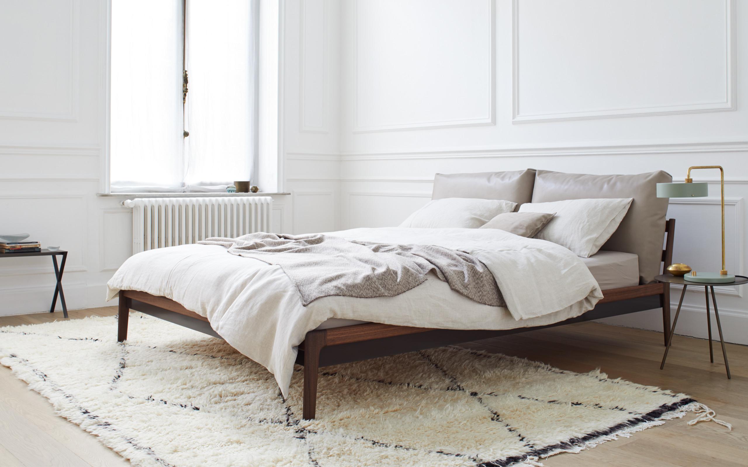 Designer Betten  SOVA Bett — more