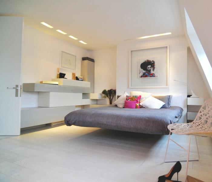 Designer Betten  30 Ausgefallene Betten sich stilvoll ins Schlafzimmer