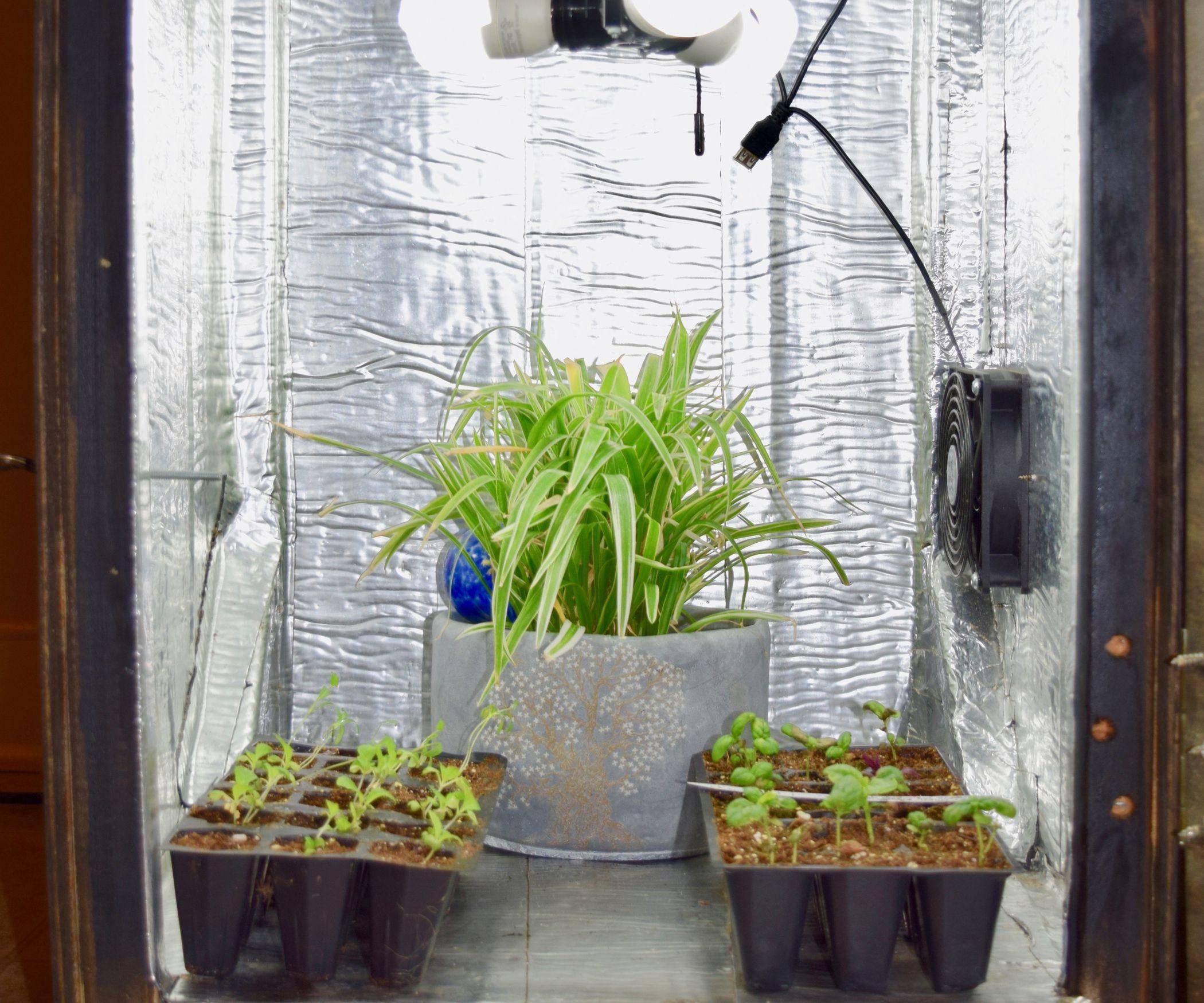 Diy Growbox  DIY Grow Box