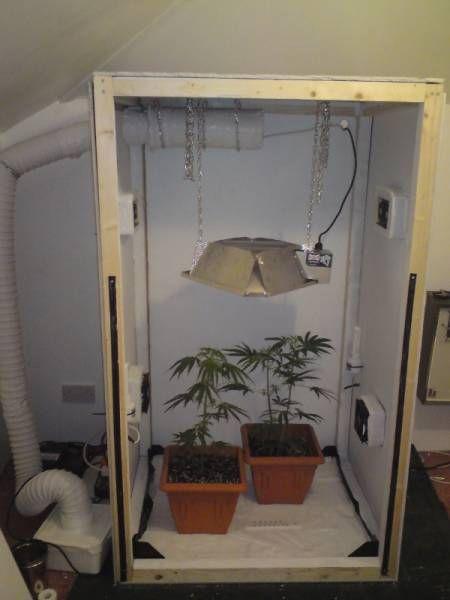Diy Growbox  DIY Marijuana Grow Box I like this system It is an