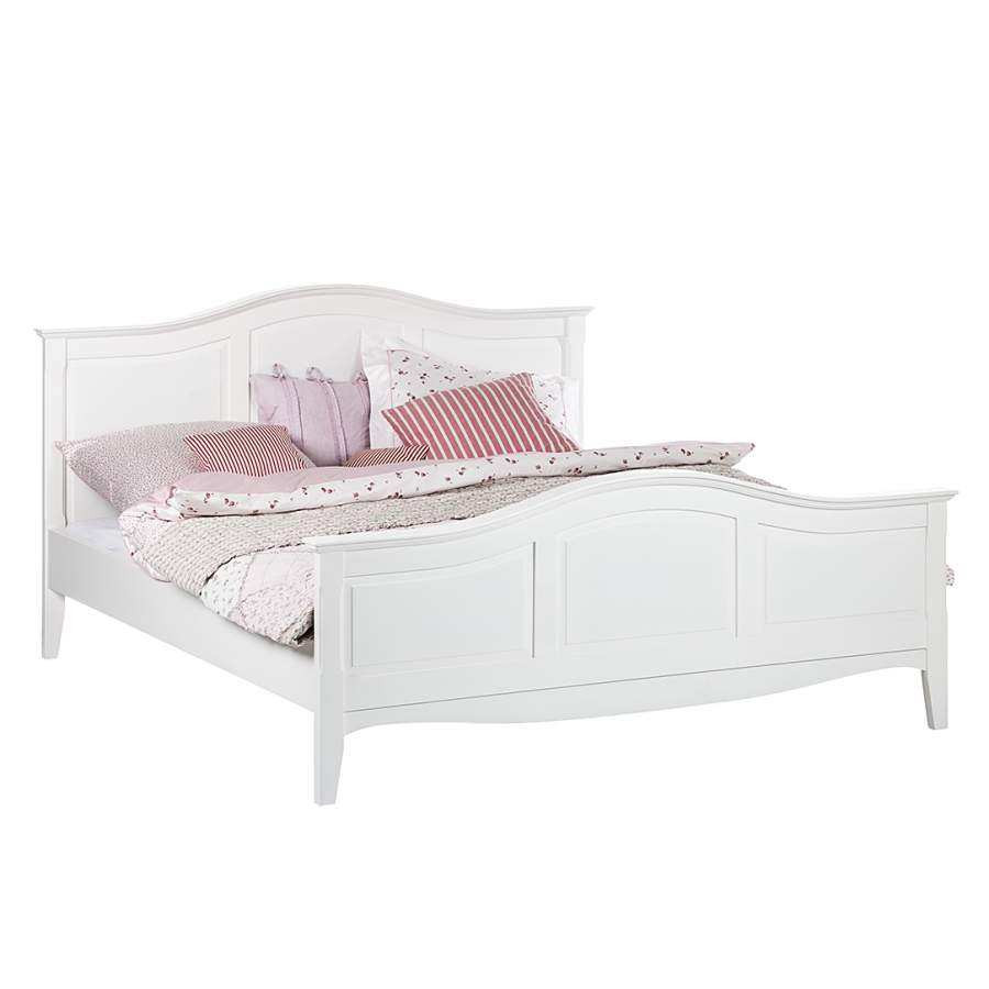 Doppelbett 1 40x2 00  Bett Landhausstil 180x200 WaterSoftnerGuide