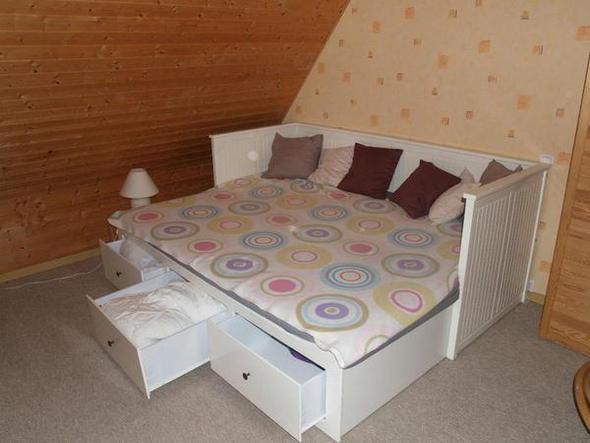 Doppelbett 1 40x2 00  suche ein Bett das ausziehbar ist zum doppelbett Möbel