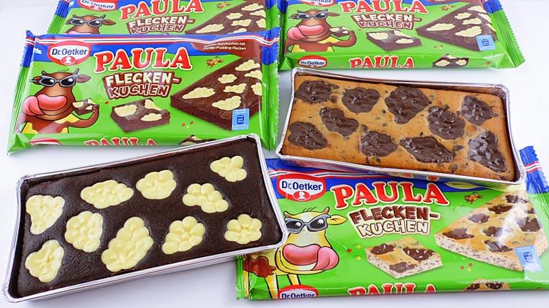Dr Oetker Kuchen  Dr Oetker Paula Fleckenkuchen im Geschmackstest