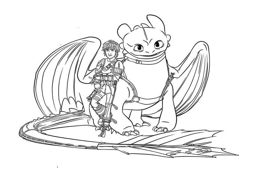 die 20 besten ideen für dragons ohnezahn ausmalbilder