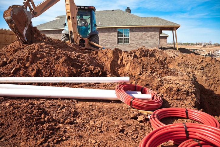Drainage Haus  Drainage unter der Bodenplatte Ist das sinnvoll