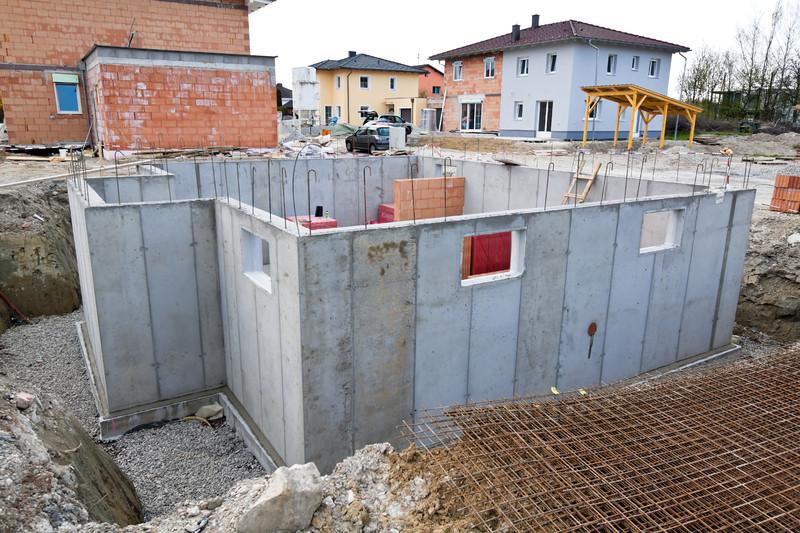 Drainage Haus  Drainage für den Keller So schützen Sie ihr Haus