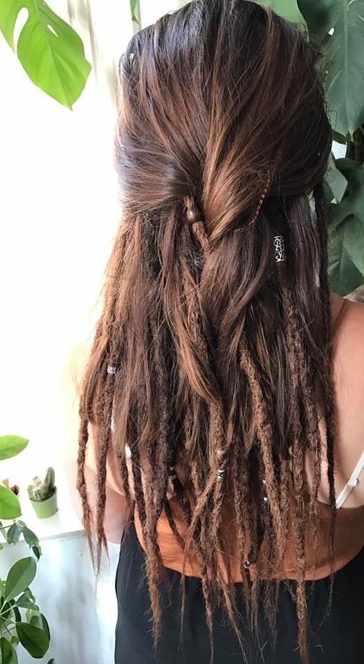 Dreadlocks Frisuren  Pin von Janika Umbach auf Dreads