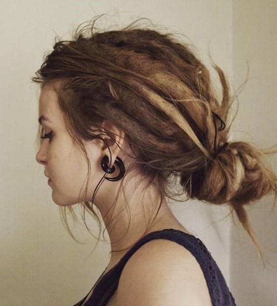 Dreadlocks Frisuren  15 atemberaubende Dreadlock Styles für Damen Dreads