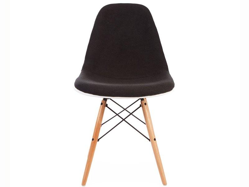 Dsw Stuhl  DSW Stuhl Wollpolsterung Grau
