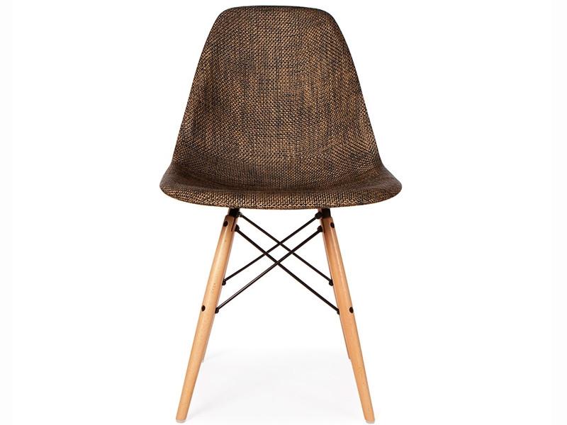 Dsw Stuhl  DSW Stuhl Textur Kakao