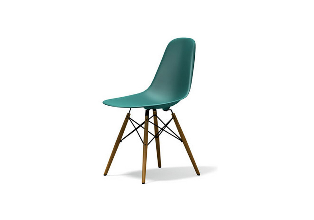 Dsw Stuhl  Eames Plastic Side Chair DSW Stuhl Milia Shop