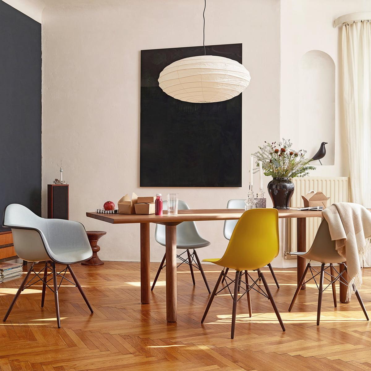 Dsw Stuhl  DSW Stuhl von Vitra Eames Plastic Side Chair DSW