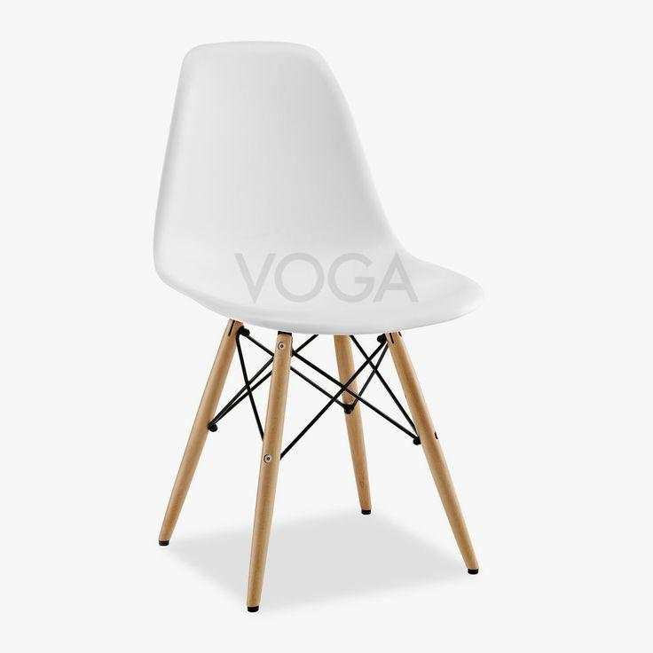 Dsw Stuhl  DSW Stuhl Eiffel Chair Eames Designerstühle