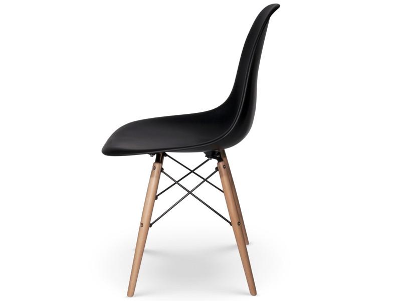Dsw Stuhl  DSW Stuhl Schwarz