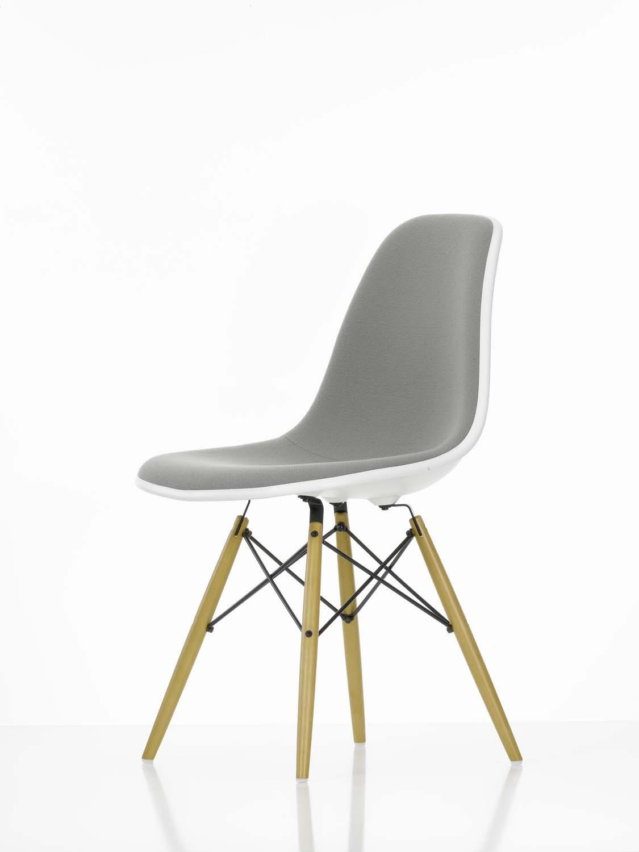 Dsw Stuhl  Eames Plastic Side Chair DSW Stuhl Vollgepolstert Vitra