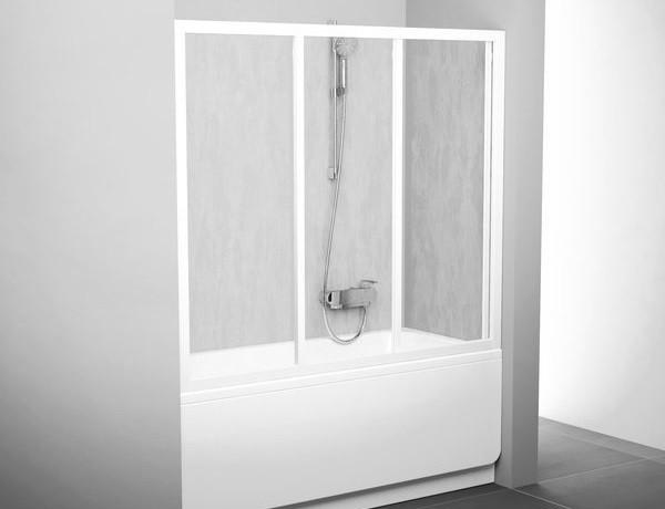 Duschabtrennung Badewanne  Duschabtrennung Schiebetür Badewanne 170 x 140 cm