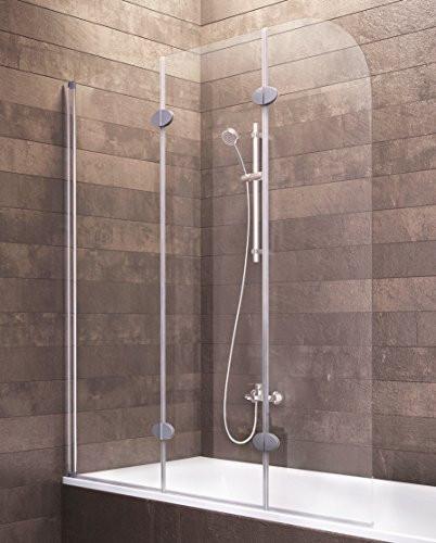 Duschabtrennung Badewanne  Duschabtrennung Badewanne Badezimmer1