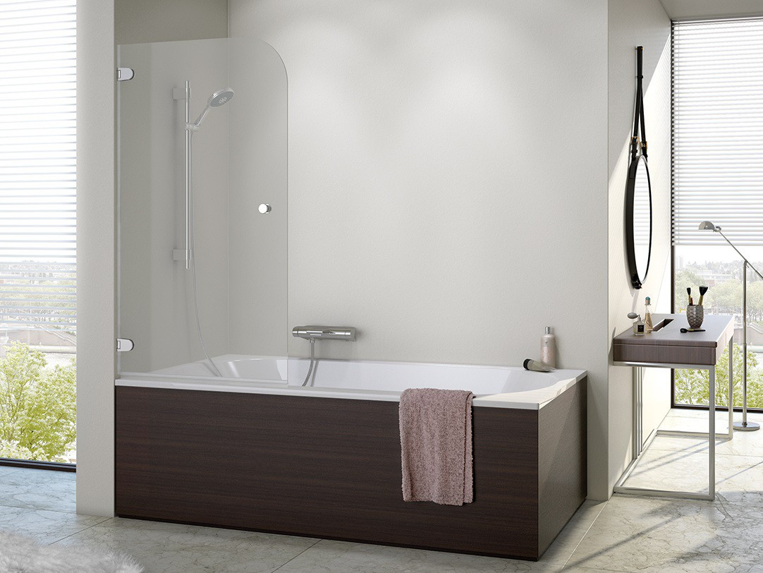 Duschabtrennung Badewanne  Duschabtrennung Badewanne 70 x 140 cm Duschabtrennung