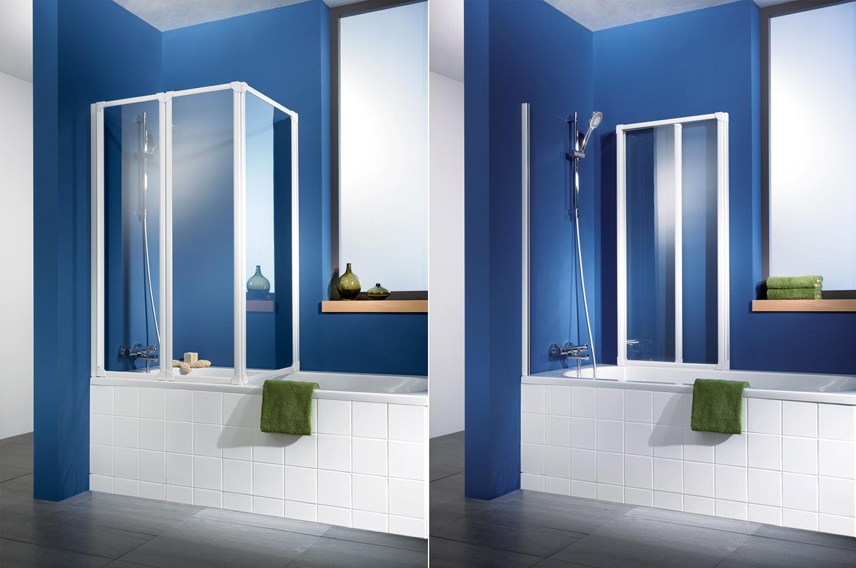 Duschabtrennung Badewanne  Duschabtrennung Badewanne Top Lösungen von HSK