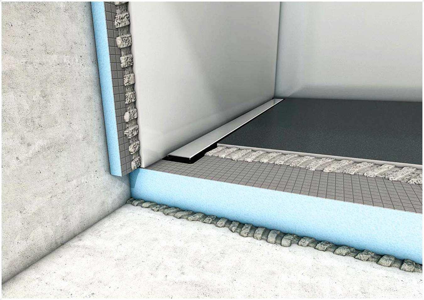 Dusche Abdichten  Bodengleiche Dusche Abdichten Interieur