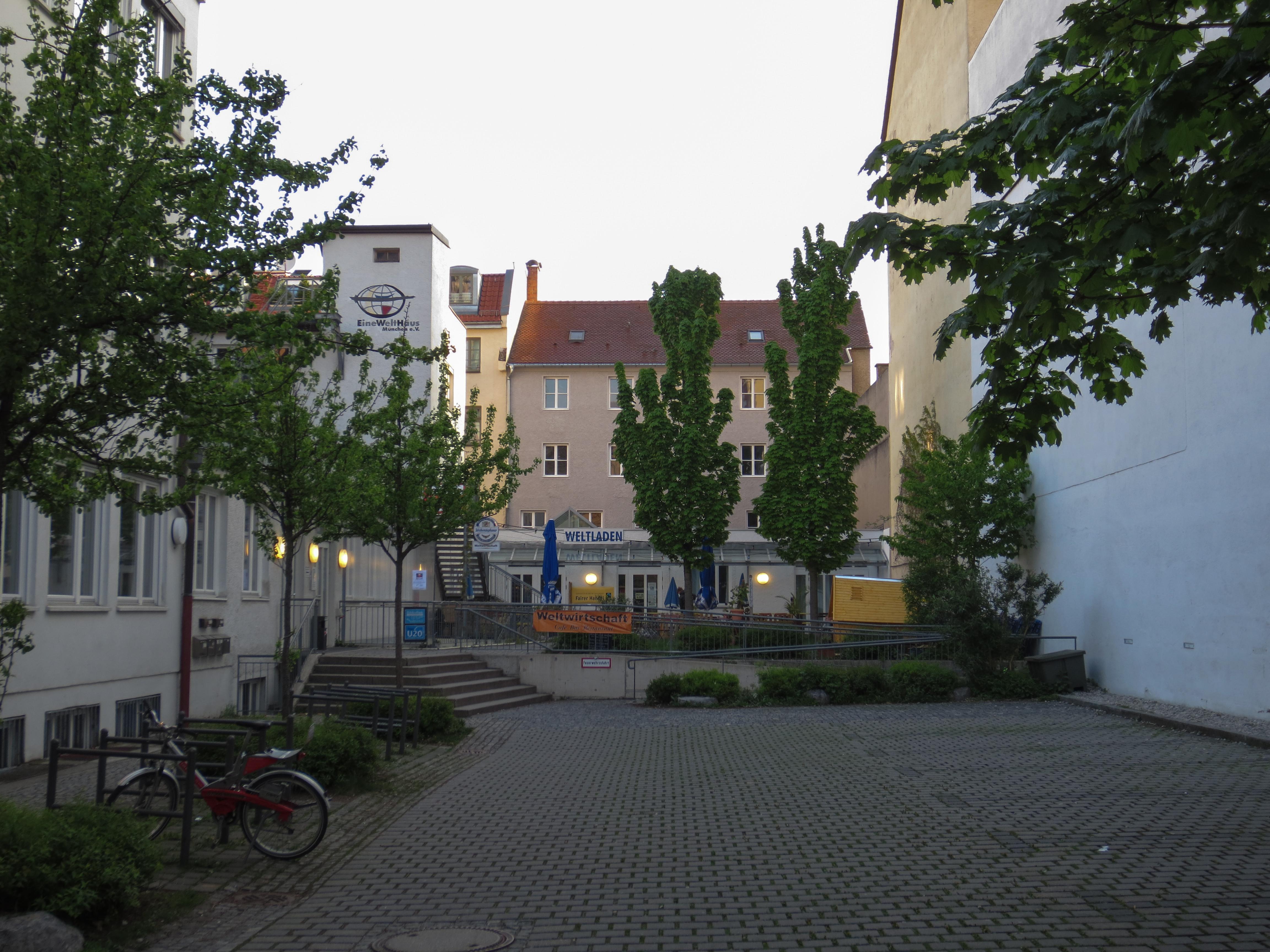 Eine Welt Haus München  File Eine Welt Haus München 010 Wikimedia mons