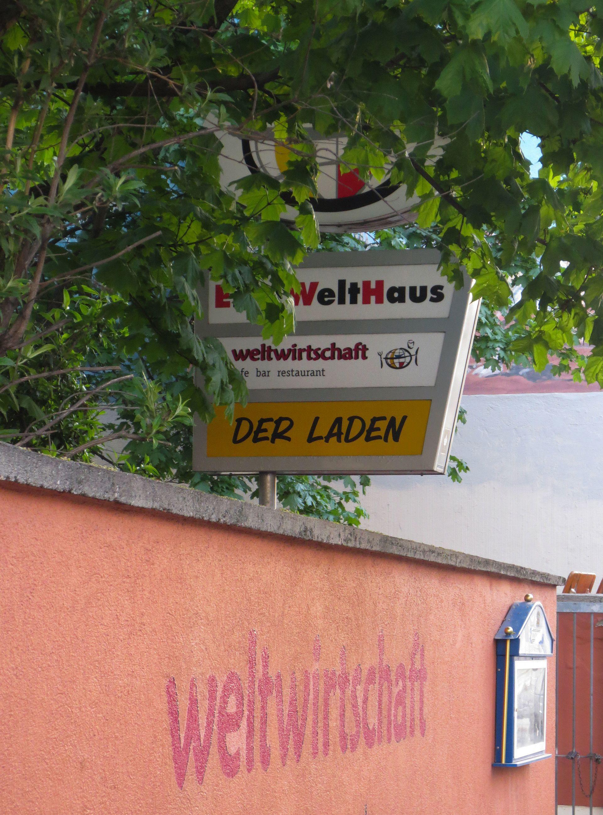 Eine Welt Haus München  Eine Welt Haus München –