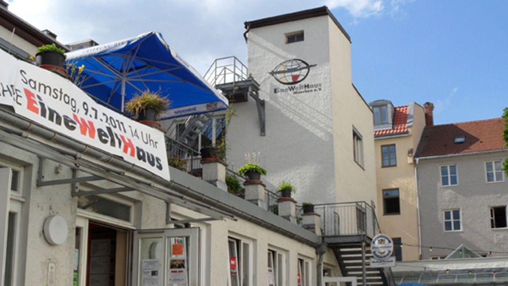 Eine Welt Haus München  Antisemitismus im Eine Welt Haus in München Streit mit