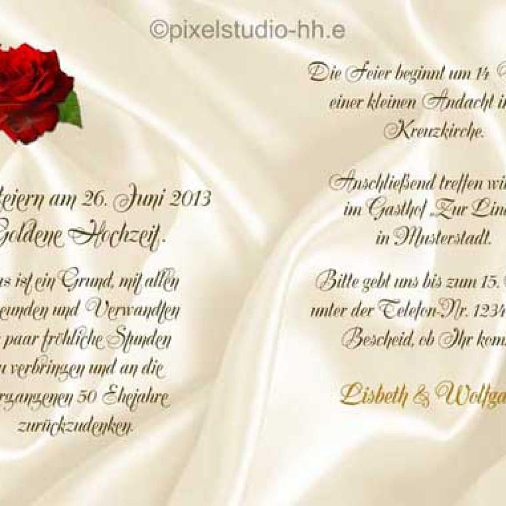 Einladungstexte Goldene Hochzeit  Pinterest Goldene Hochzeit Neu Karte Goldene Hochzeit