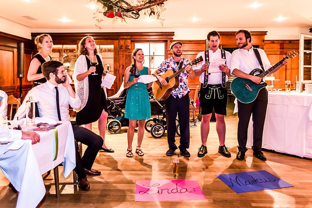 Einlagen Hochzeit