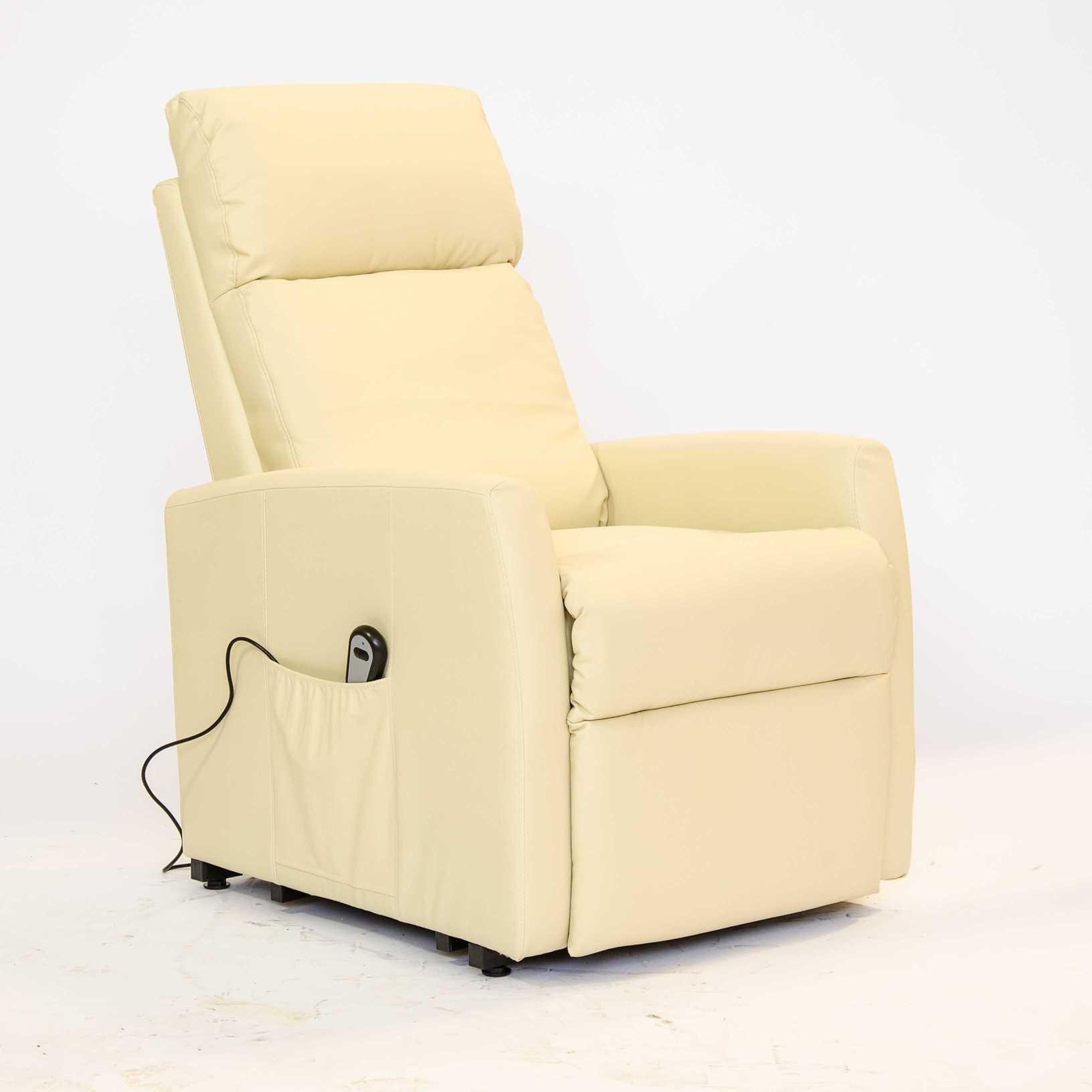 Elektrischer Sessel  Elektrischer Sessel Mit Aufstehhilfe Einfach Elektrischer