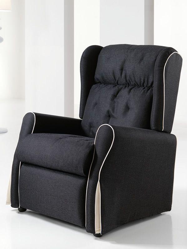 Elektrischer Sessel  Memory Elektrischer Relax Sessel Gänsefederkissen