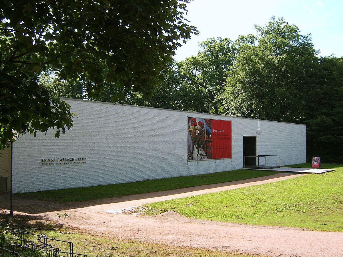Ernst Barlach Haus  Ernst Barlach Haus –