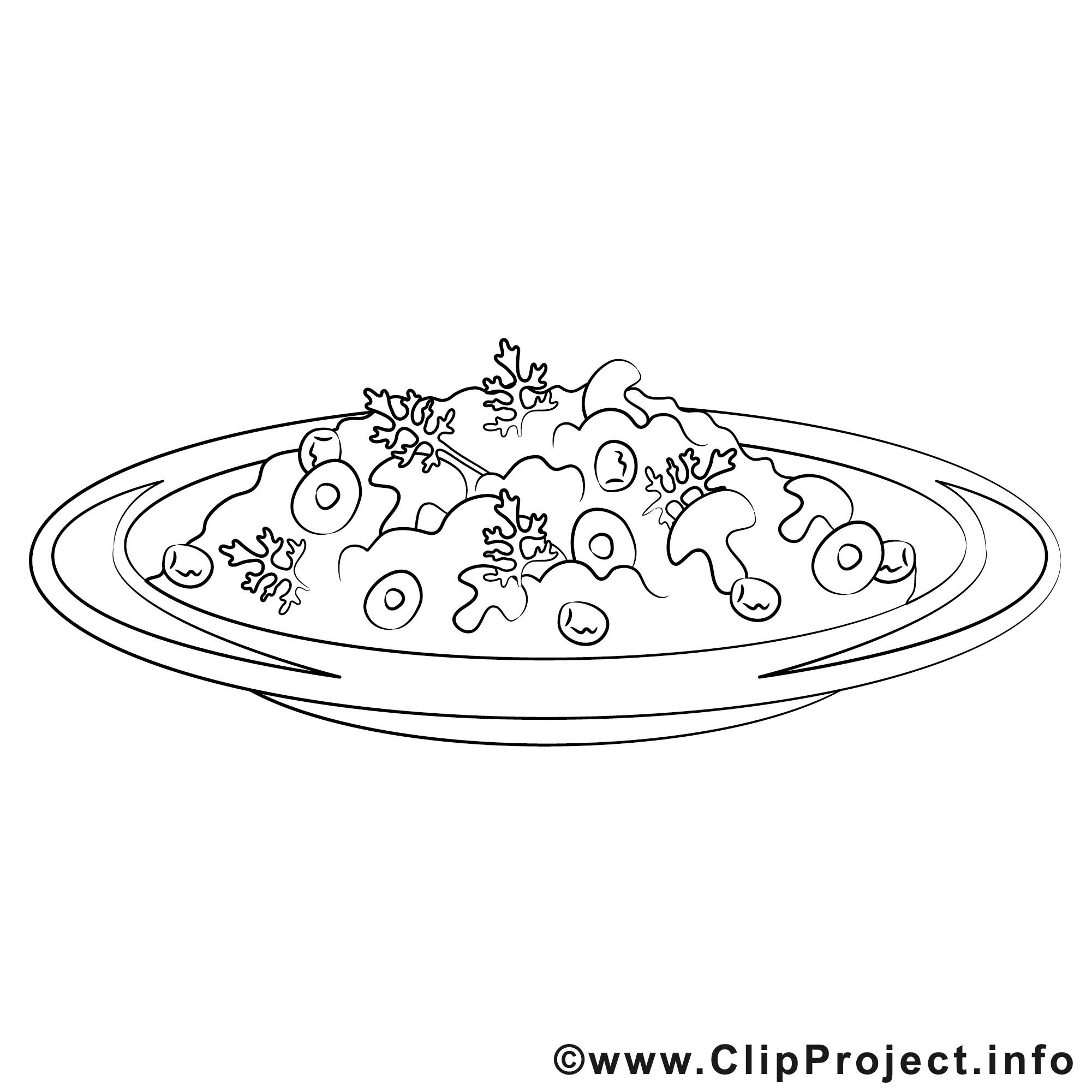 Essen Ausmalbilder  Essen Bilder zum Ausmalen