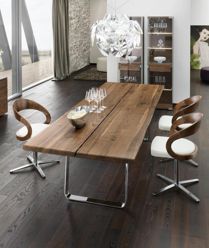 Esstisch Design  Passendes Esstisch Design für das Speisezimmer nach Form