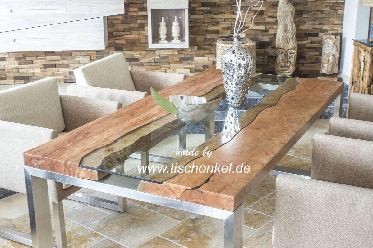 Esstisch Design  Design Esstisch Der Tischonkel