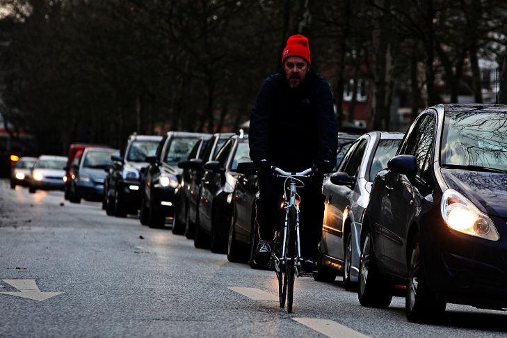 Fahrradfahren Ohne Licht