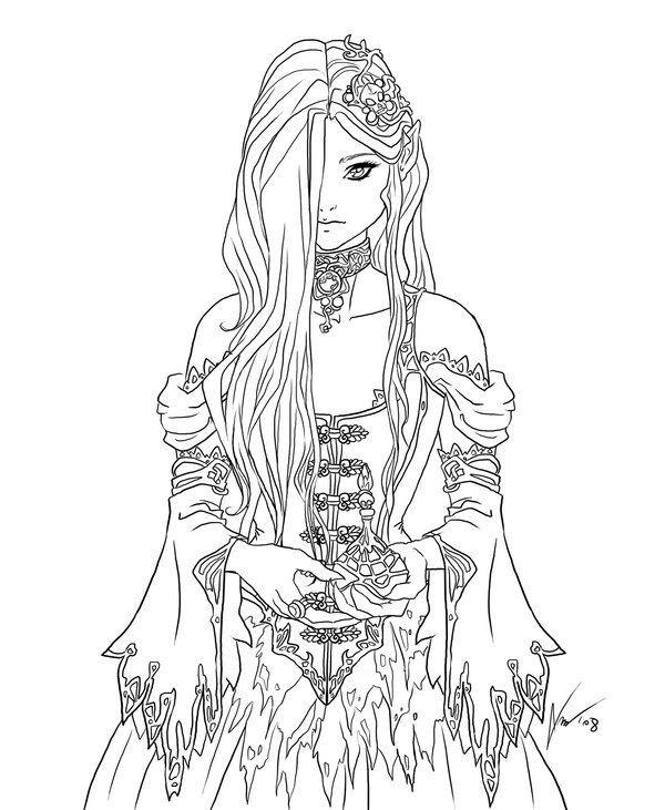 Fantasy Ausmalbilder  Bildergebnis für fantasy art malen
