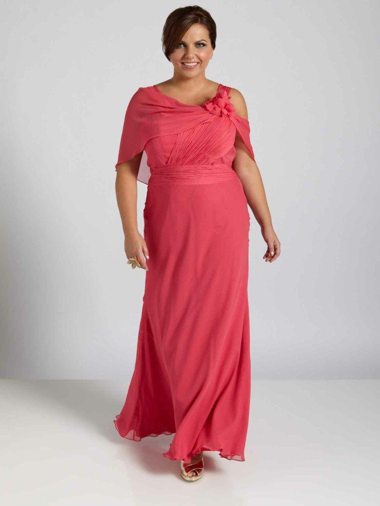 Festliche Kleider Hochzeit Große Größen  Kleider in großen Größen elegante Mode für kurvige Damen