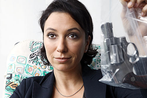 """Fiona Hauser  FILMSTILLS AT """"SCHNELL ERMITTELT"""" Staffel 2011 Regie"""