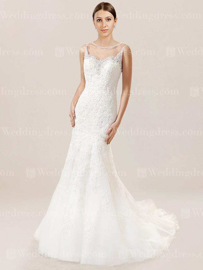 Fit And Flare Hochzeitskleid  Fit n Flare Einzigartige Hochzeitskleid €272
